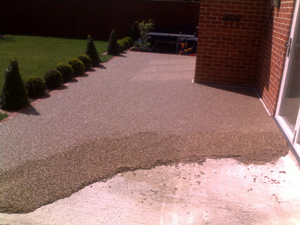Resin Bound Gravel >> Resin Bound Gravel - Napp Brothers Surfacing